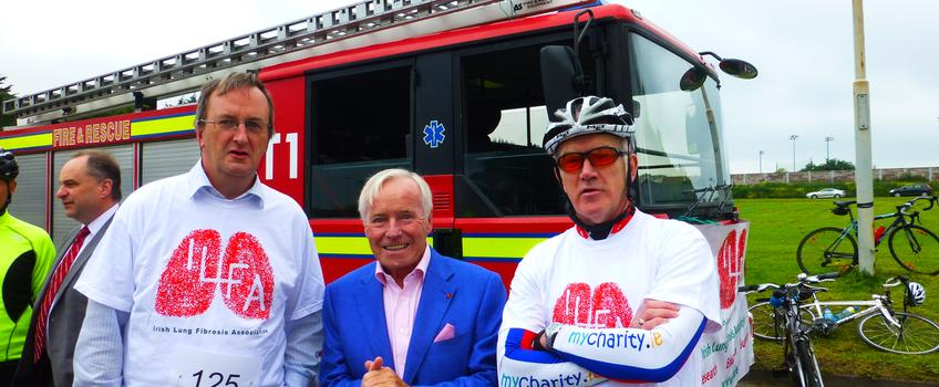 Hayes supports Irish Lung Fibrosis Association fundraiser by Hayes News