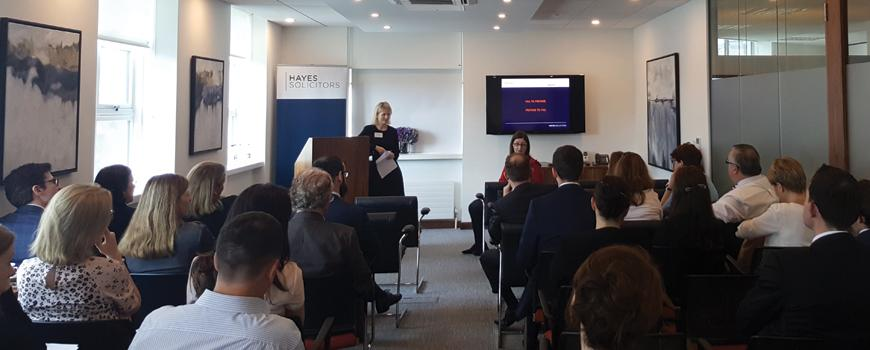 Property Breakfast Briefing - Negotiating Effective Heads of Terms in Property Leases by Hayes News